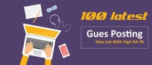 গেস্ট পোস্ট কি ? কেন আপনার ওয়েবসাইটের জন্য গেস্ট পোস্ট প্রয়োজনীয় | Free 100 Guest Posting Site