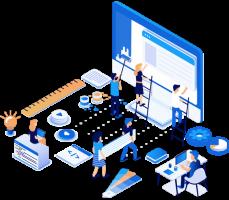 creative web design service